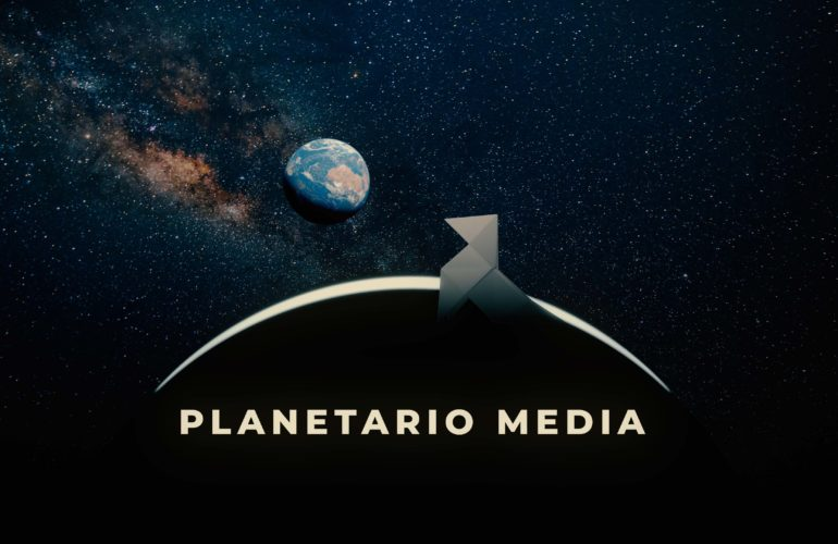 planetario media revelando ideas