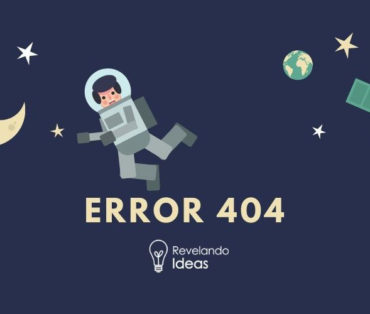 error 404 revelando ideas