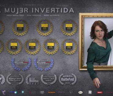 la mujer invertida revelando ideas planetario media